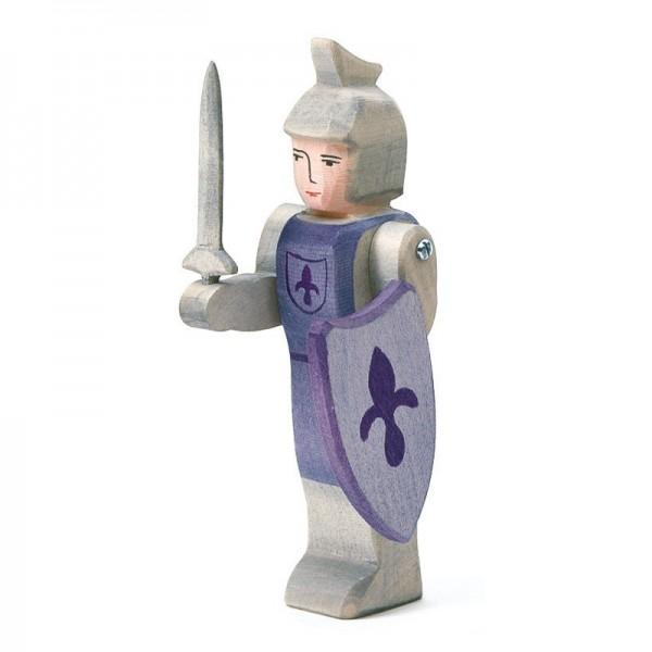 Ostheimer Ritter stehend blau 2740