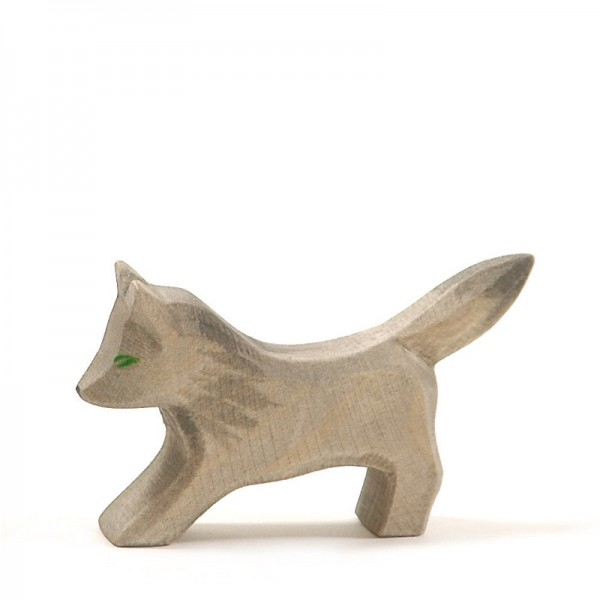 Ostheimer Wolf klein spielend 25403