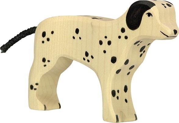 Holztiger Dalmatiner