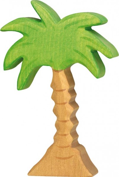Holztiger Palme mittel