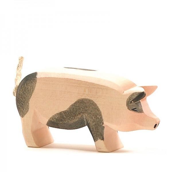Ostheimer Schwein gefleckt hoch 10951