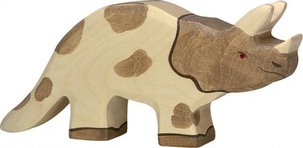 Holztiger Triceratops