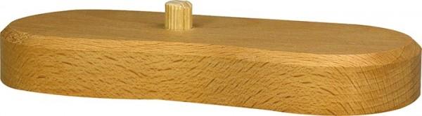 Holztiger Baumstütze