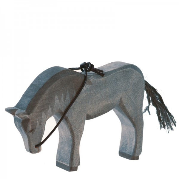 Ostheimer Pferd schwarz 11111
