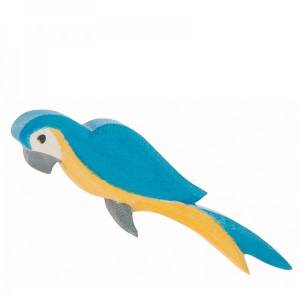 Ostheimer Papagei blau 21401