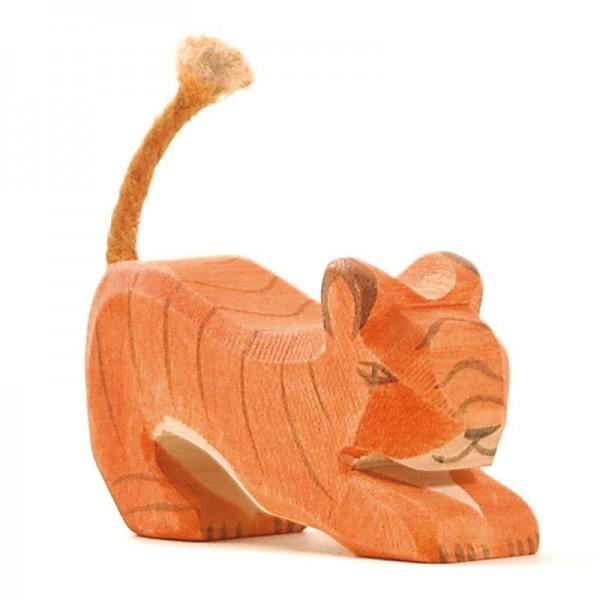 Ostheimer Tiger klein lauernd 20103
