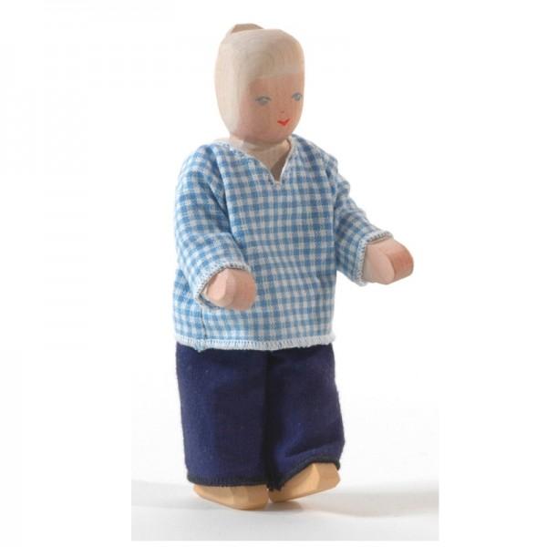 Ostheimer Großmutter mit Kleidung 00880 (Restposten)