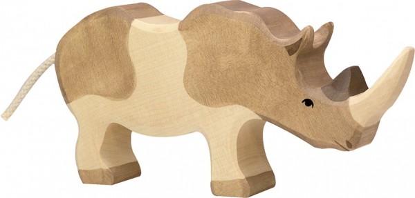 Holztiger Nashorn