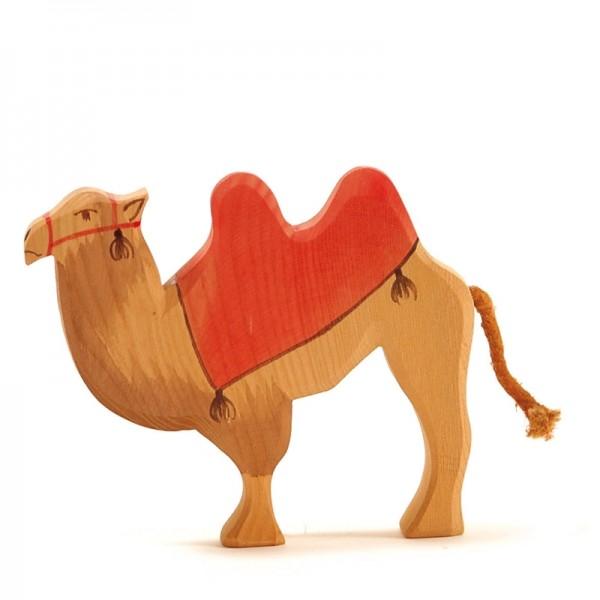 Ostheimer Kamel mit Sattel 41911