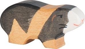 Holztiger Meerschweinchen