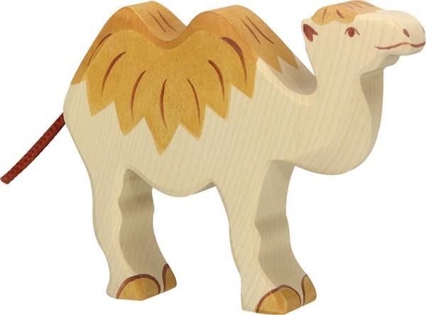 Holztiger Kamel