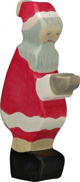 Holztiger Weihnachtsmann