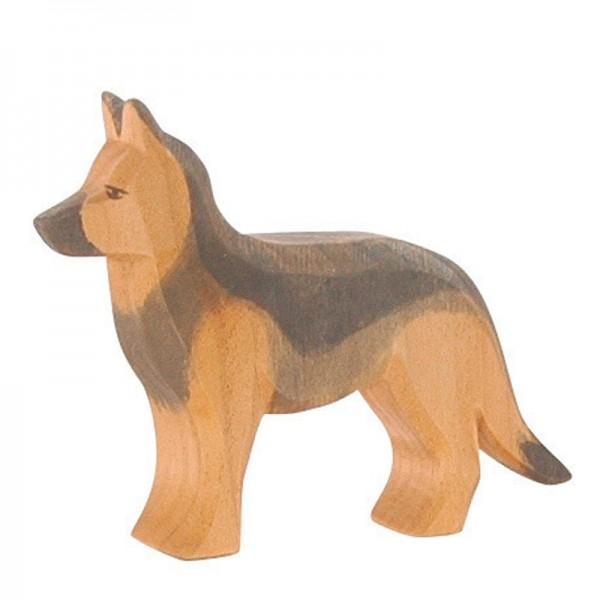 Ostheimer Schäferhund stehend 10506