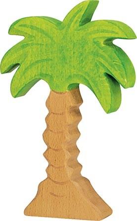 Holztiger Palme klein